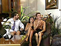 Budapeşte'de Grup sex