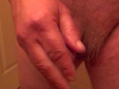 Wank And Piss Cum