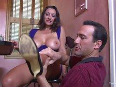 PERFECTMILF-COM - Big tits cougar Persia Monir