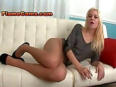 Pantyhose Smoking Fetish