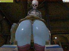 Sylvanas World of Warcraft HMV
