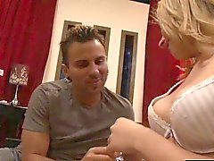 Lexi Belle was feeling horny so she hit up Voodoo on the int