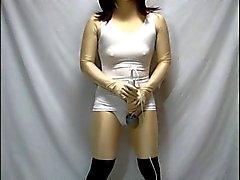 kigurumi traje de baño vibraciones