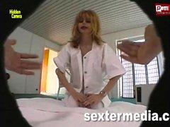 Doktorn sexkameror - Hidden- kamera - Tyska