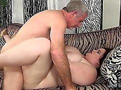 Sexy plumper Holly Jayde hardcore sexo