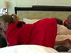 Симпатичные подростков Пенни Чел Анальный секс выебанная к черный петух