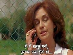 Dubblett besvärar - Tinto i mässing - hindi film - Italienskt XXX korta filmen