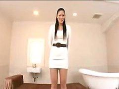 Lucky guy a deux masseuses japonaises sensuelles soufflant son h