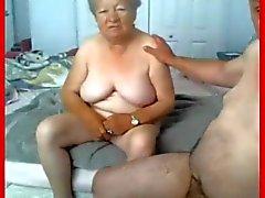 Farmor samt morfadern naket Kameror och porrstjärnor