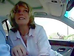 Cabeça de madura # 27 ( escandalosa Engano Esposa da do Automóvel )