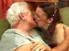 de mamie de lesbiennes