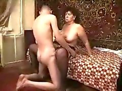 Collègue Sex agées maman Fils 03
