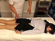 CLUB-061 Ochanomizu OL Professional Massage Practitioner Ho