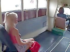 Heiße Aktion Bus