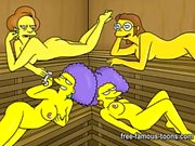 Simpsonsen kön