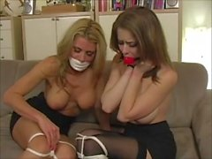 Emily & Randy Bound & Gagged