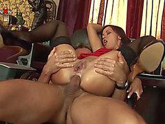 Ana Sex And Fisting efter A är sexuellt stimulerad sekreteraren Ur sin chef för