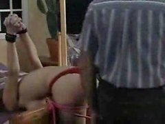Some girls just like to be spanked