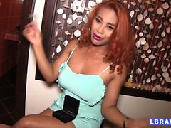 Ladyboy Jasmine - The Miss Big Dick