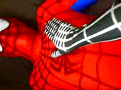 La revanche de venin contre le spiderman Classique