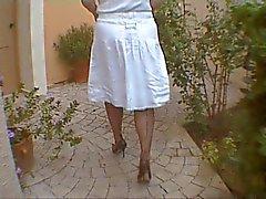 Blinkande mina strumpor och boobies på Kreta