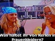 Latex Maid Luder - Scheiss Transvestitenschwein is dead ...hurra!
