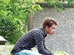 Саймон Brostroem - О проекте Young Man ( Фронтальное ) П1