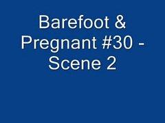 Aux pieds nus enceinte de le 30 - Scène 2