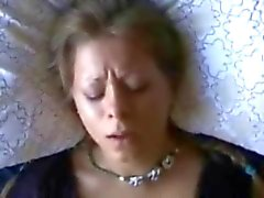 MILF Climax Expression Compilation ( Close - up )