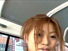 Mit Untertiteln japanischen AV öffentlicher verrückten Einlauf Streich Vorbereitung