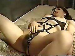 De vídeo japoneses 128 del BDSM perra la jaula