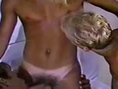 Classic 80's blond surfer boy video