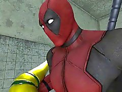 TRAPACEIRO vs DEADPOOL
