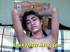 Bangkok Bimbo Busy Being Brainwashed