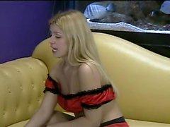 Erica Vieira le chat