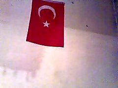 kiimainen Iranin kaveri Playes Turkin tyttö kotonaan Turkissa