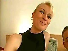 Big Ass Sexig blond tysk flicka Jessica
