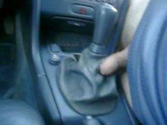 Ragazzo si scopa la sua auto mentre parlava dirty ( tedesco)