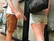 Kısa Jean Pantolonlar aşırı eşek