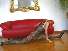 flexible fetish girl contortion