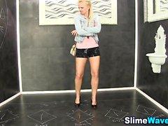 Glamour Fetisch slampa bukkaked