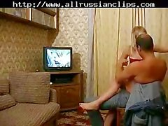 Russian Young Blonde Babe Gets Fucked Again russian cumshots swallow
