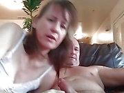 Cumming in den Mund!