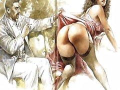 Vanha Erotic Art 5