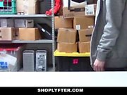 ShopLyfter - Guy LP Görevlisi hakim Gets the