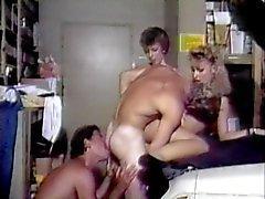 Bisexual старинных четверки