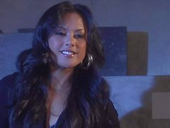 Hot asian Kaylani Lei in the mood for sex