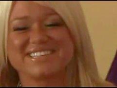 Reverse blonde gangbang full
