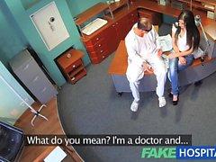 FakeHospital Cinsel olarak acemi hastada doktorunuza istediğini