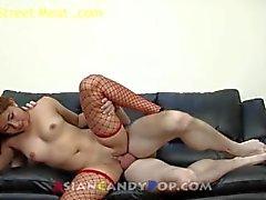Thaimaalaisia prostituoitu Nainen Aon